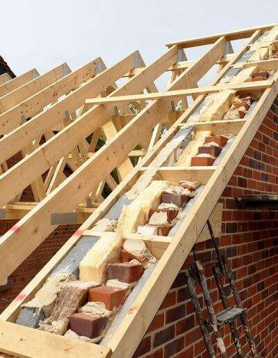 Case Study: Roof Trusses